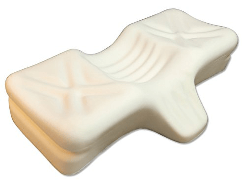 The uniquely-designed Therapeutica orthopedic pillow