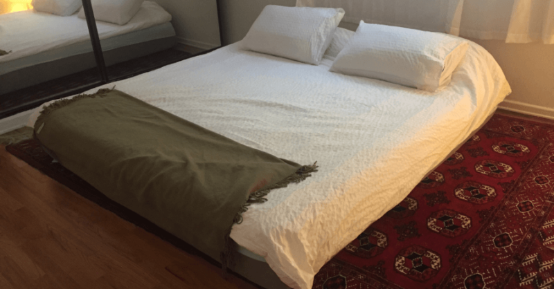 Nectar Mattress include two memory foam pillows and that mattress cover can be cleaned easily