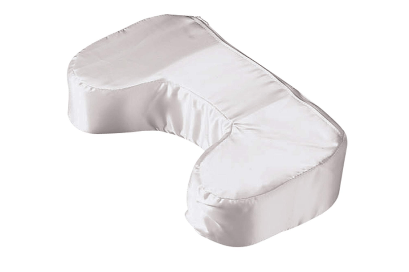 white EasyComforts Cervical Support Pillow