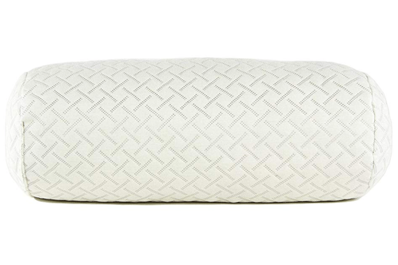 white NapYou Cervical Bolster Pillow