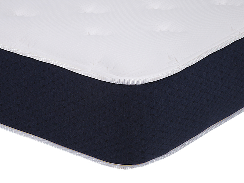 Close up of Brooklyn Bedding mattress