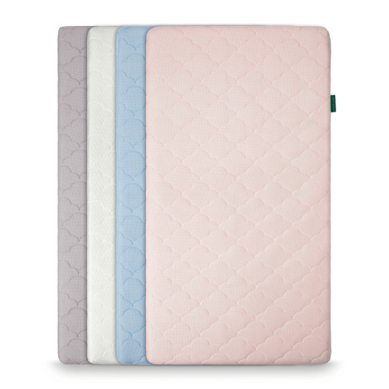 Colors of the Newton Wovenaire Crib Mattress