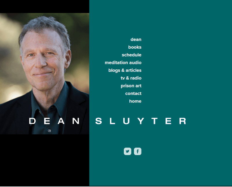 Website of transcendental meditation guru Dean Sluyter