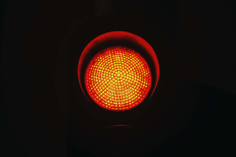 red light wavelength