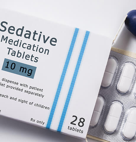 sedative pills