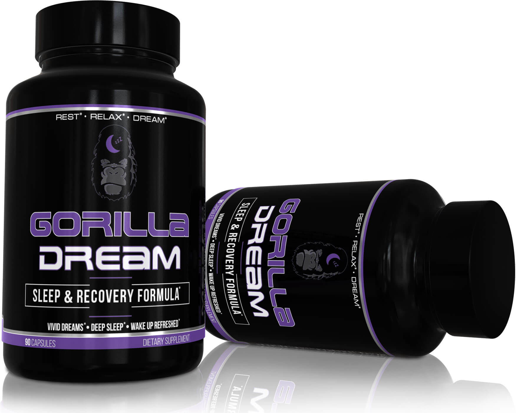 Gorilla Dream Sleep and Recovery Formula Review 2019 - Good