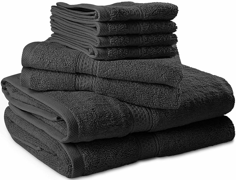 Utopia Towels 8 Piece Towel Set