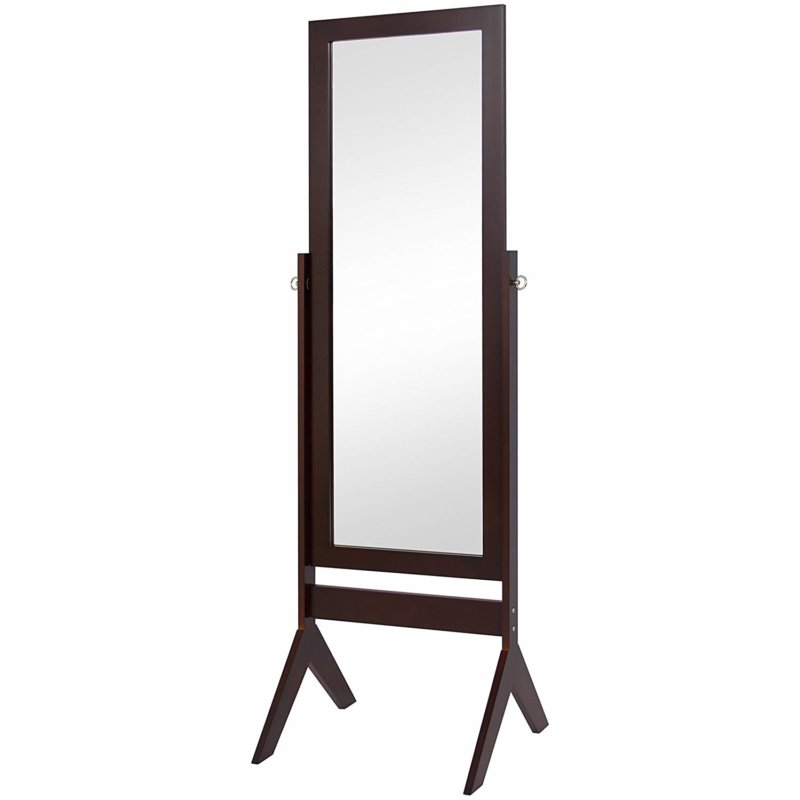 Best Choice Products Standing Cheval Floor Mirror