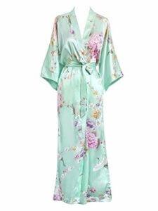 Old Shanghai KIM+ONO Women's Kimono Long Robe
